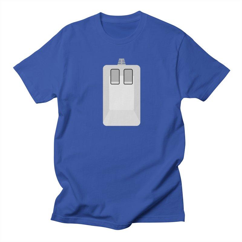 Amiga Tank Mouse Men's Regular T-Shirt by 2pxSolidBlack
