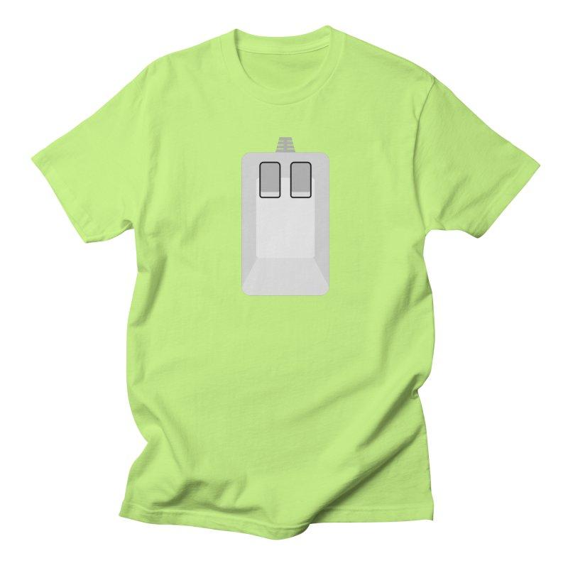Amiga Tank Mouse Women's Regular Unisex T-Shirt by 2pxSolidBlack