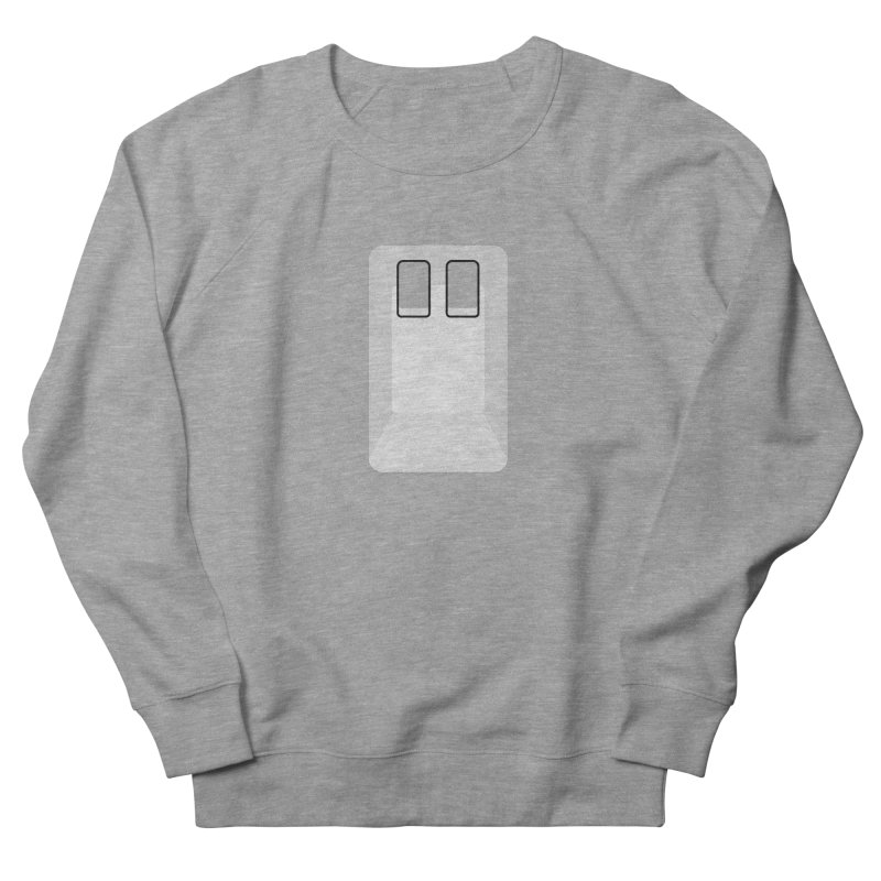 Amiga Tank Mouse Men's French Terry Sweatshirt by 2pxSolidBlack