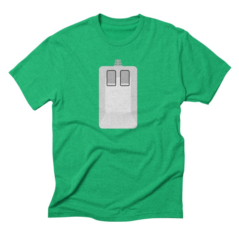 Amiga Tank Mouse Men's Triblend T-Shirt by 2pxSolidBlack