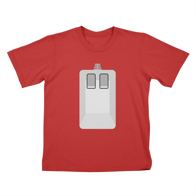Amiga Tank Mouse Kids T-Shirt by 2pxSolidBlack