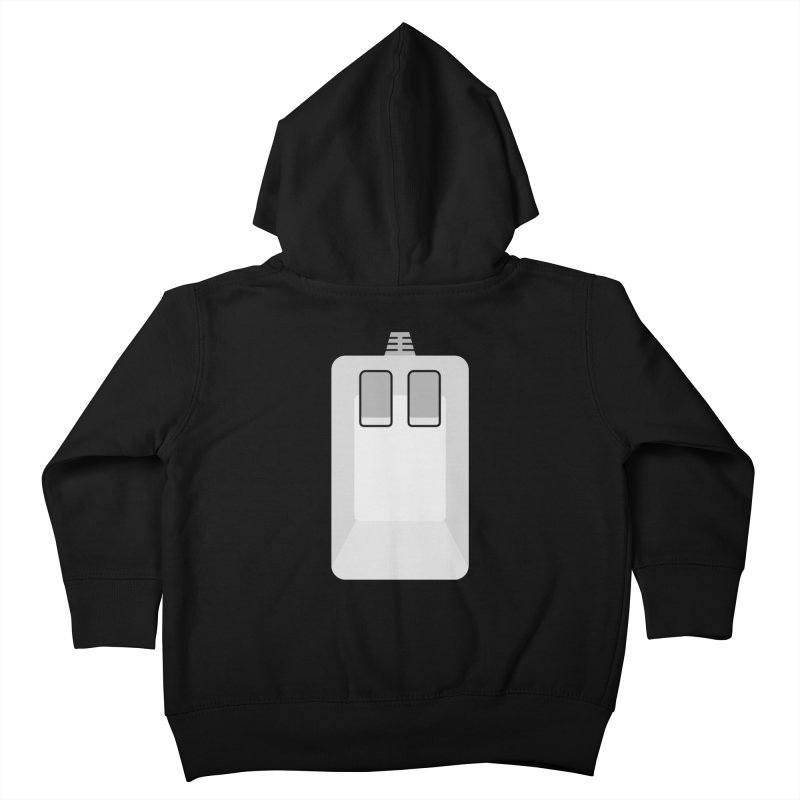Amiga Tank Mouse Kids Toddler Zip-Up Hoody by 2pxSolidBlack