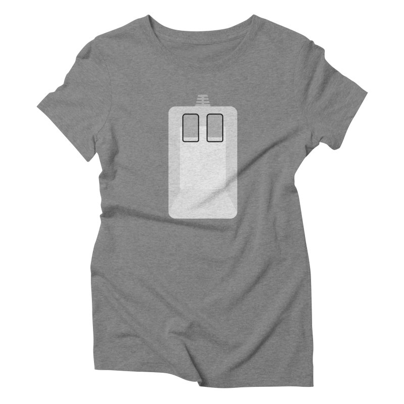 Amiga Tank Mouse Women's Triblend T-Shirt by 2pxSolidBlack