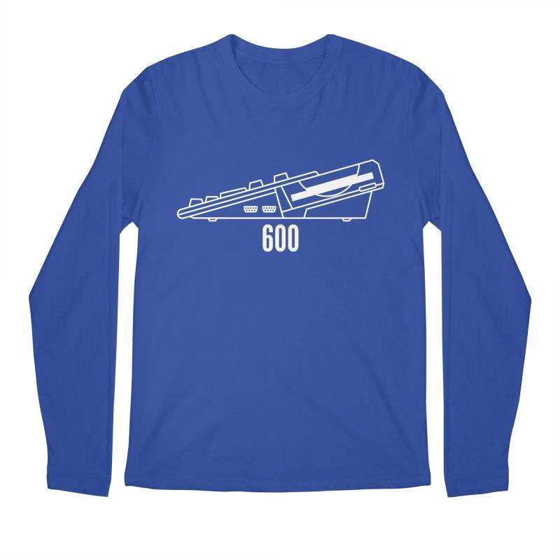 Commodore Amiga 600 Men's Longsleeve T-Shirt by 2pxSolidBlack