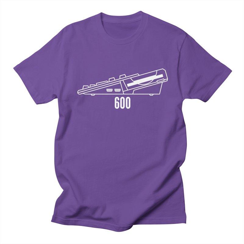 Commodore Amiga 600 Men's Regular T-Shirt by 2pxSolidBlack