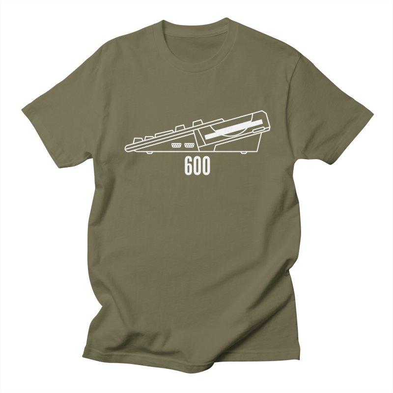 Commodore Amiga 600 Men's T-Shirt by 2pxSolidBlack