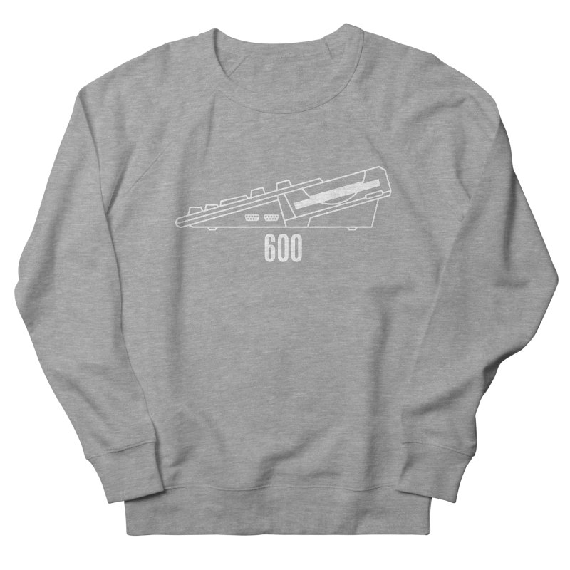 Commodore Amiga 600 Men's French Terry Sweatshirt by 2pxSolidBlack
