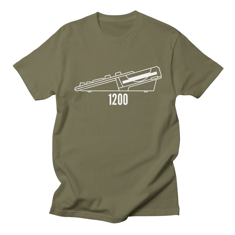 Commodore Amiga 1200 Men's Regular T-Shirt by 2pxSolidBlack