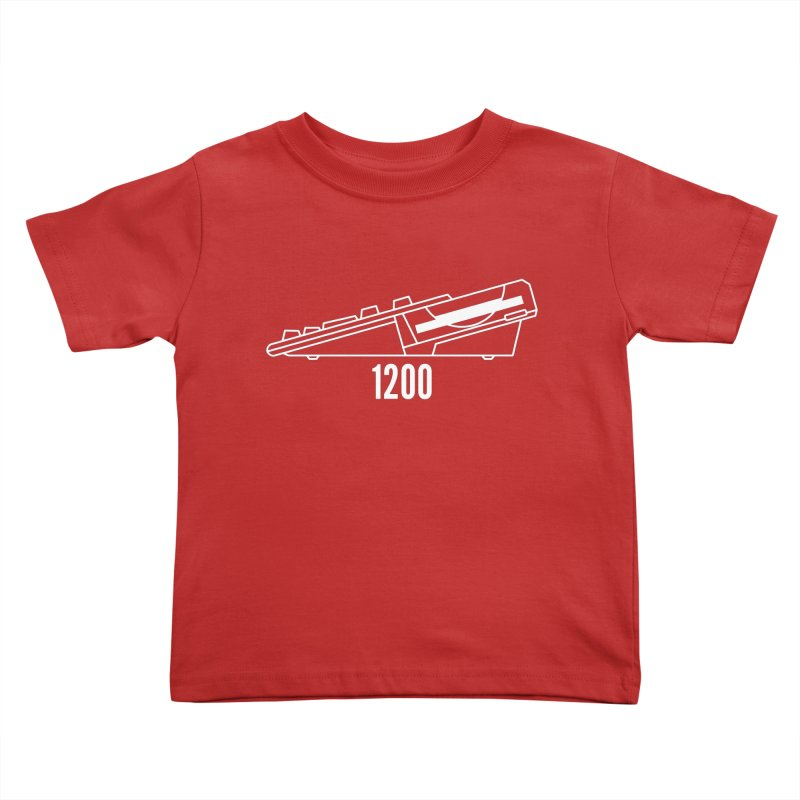 Commodore Amiga 1200 Kids Toddler T-Shirt by 2pxSolidBlack