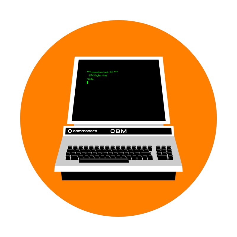 Commodore PET   by 2pxSolidBlack