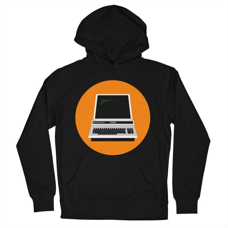 Commodore PET Women's Pullover Hoody by 2pxSolidBlack