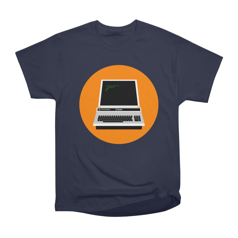 Commodore PET Men's Classic T-Shirt by 2pxSolidBlack