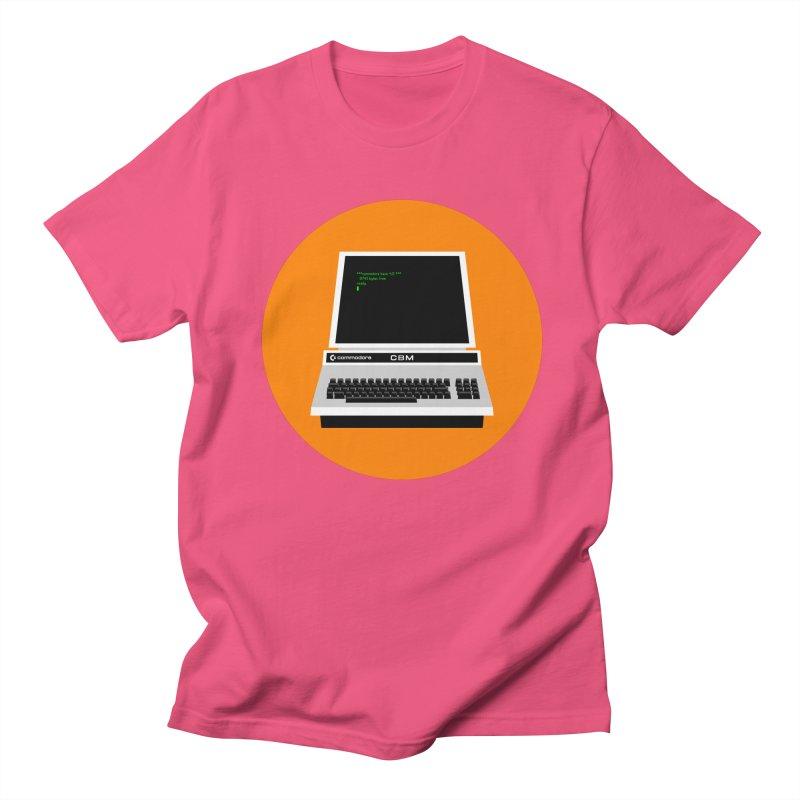 Commodore PET Women's Unisex T-Shirt by 2pxSolidBlack