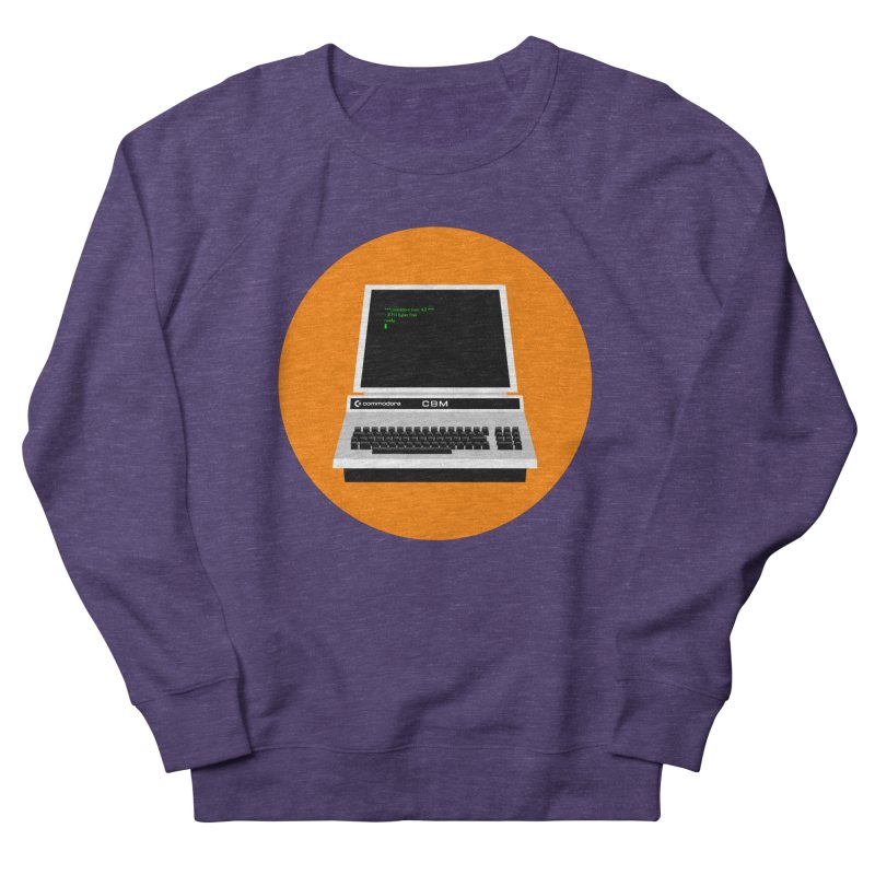 Commodore PET Women's Sweatshirt by 2pxSolidBlack