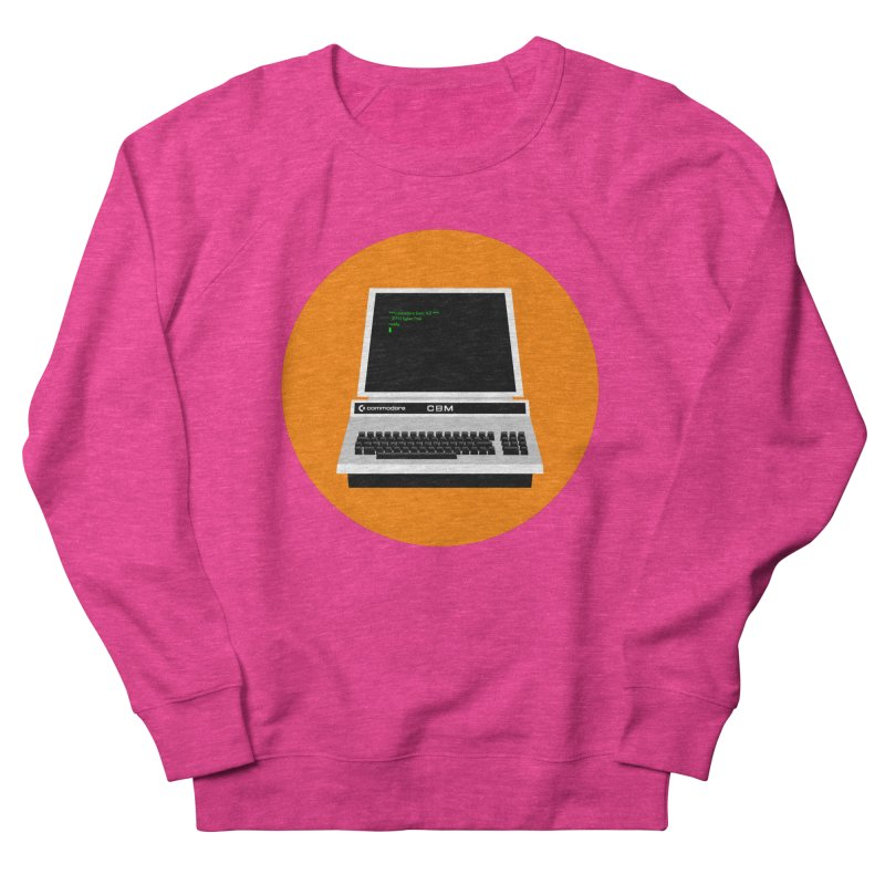 Commodore PET Men's Sweatshirt by 2pxSolidBlack