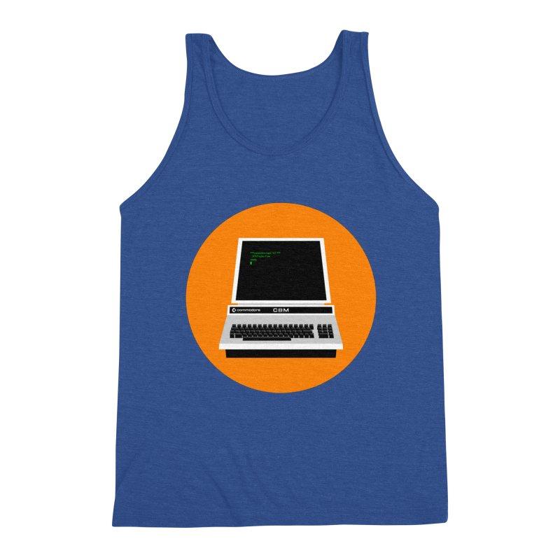 Commodore PET Men's Tank by 2pxSolidBlack