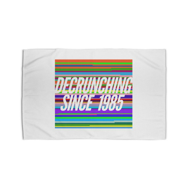 Decrunching Since 1985 Home Rug by 2pxSolidBlack