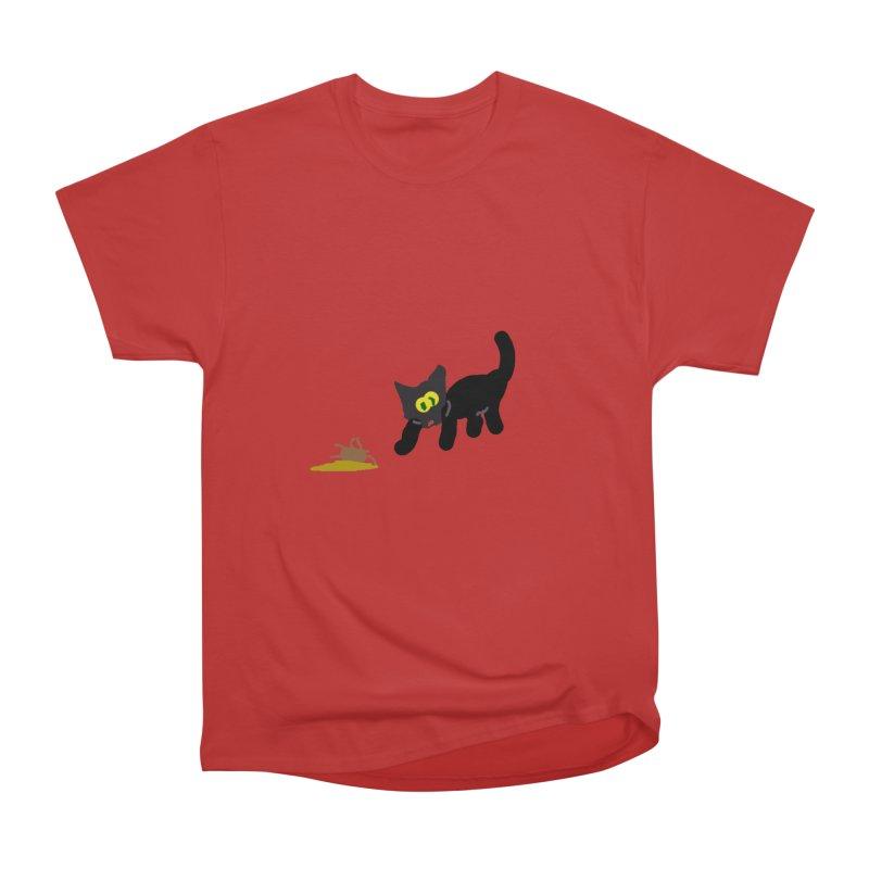 Hairball Apparel & Accessories Men's Heavyweight T-Shirt by 2tokens's Artist Shop