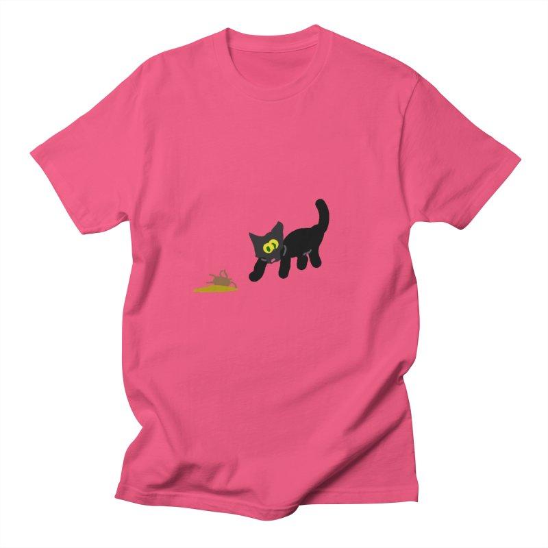 Hairball Apparel & Accessories Men's Regular T-Shirt by 2tokens's Artist Shop