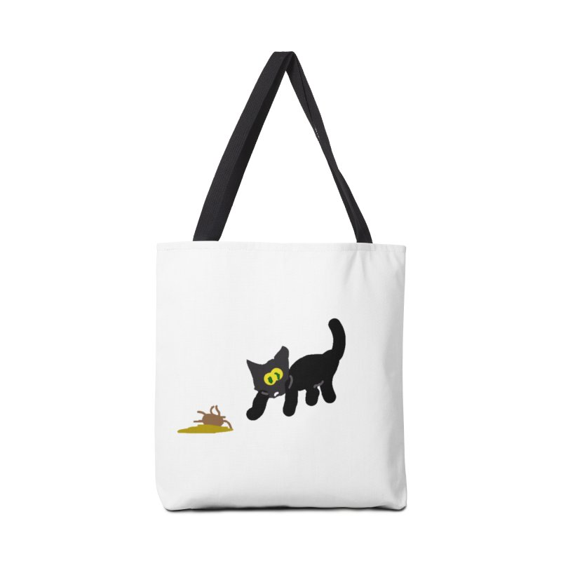 Hairball Apparel & Accessories Accessories Tote Bag Bag by 2tokens's Artist Shop
