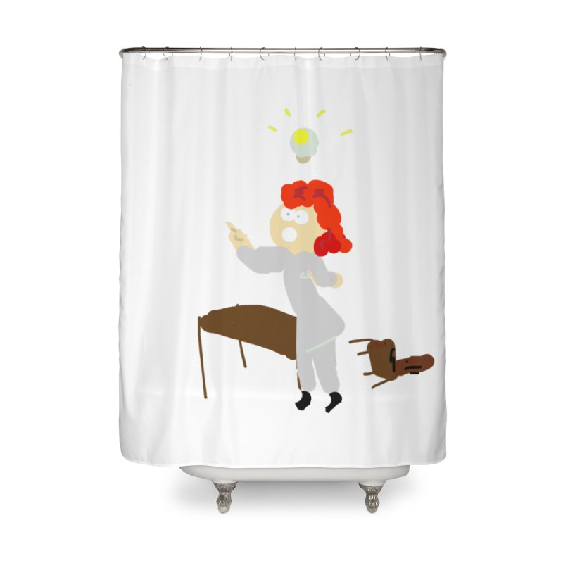 Idea Apparel & Accessories Home Shower Curtain by 2tokens's Artist Shop