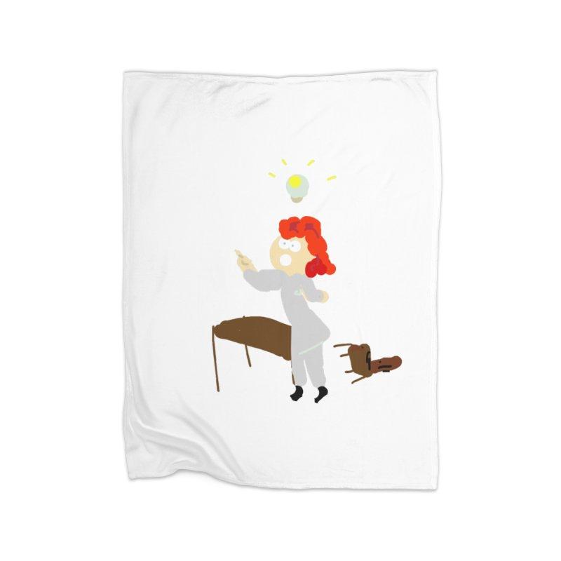 Idea Apparel & Accessories Home Fleece Blanket Blanket by 2tokens's Artist Shop
