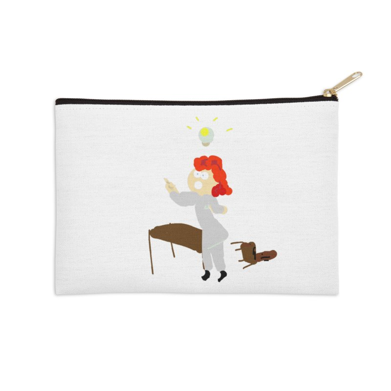Idea Apparel & Accessories Accessories Zip Pouch by 2tokens's Artist Shop