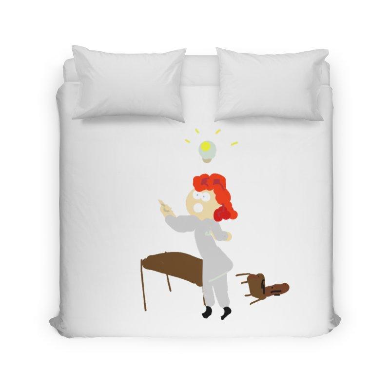 Idea Apparel & Accessories Home Duvet by 2tokens's Artist Shop