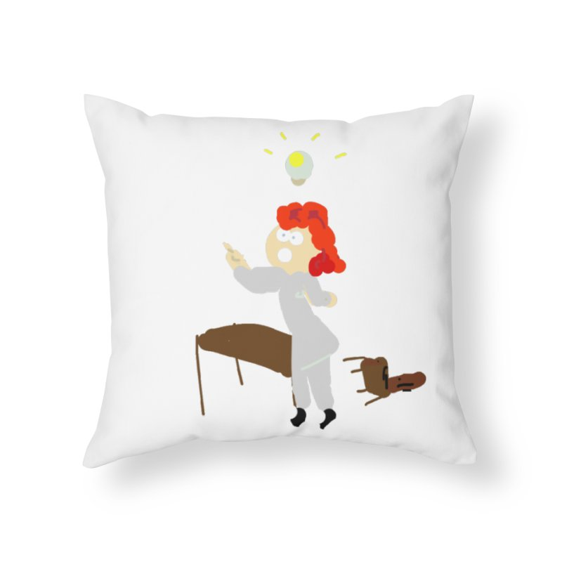 Idea Apparel & Accessories Home Throw Pillow by 2tokens's Artist Shop
