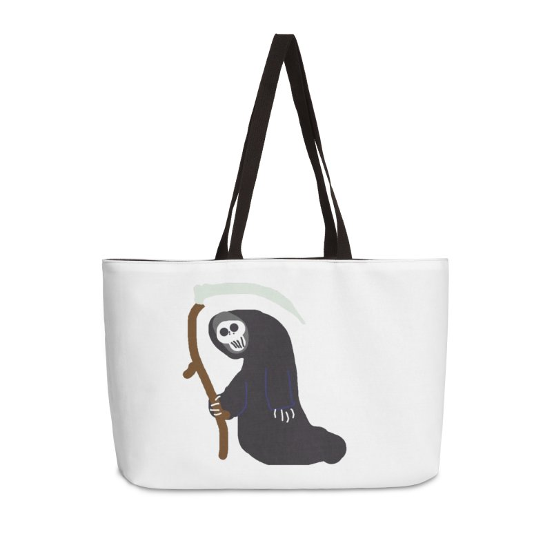 Reaper Apparel & Accessories Accessories Weekender Bag Bag by 2tokens's Artist Shop