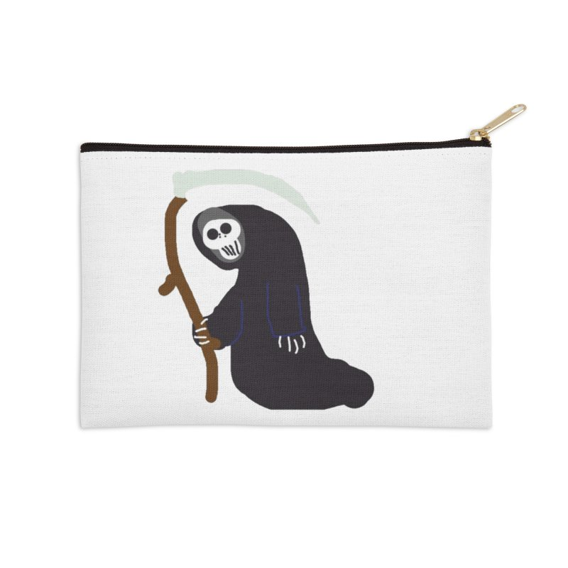 Reaper Apparel & Accessories Accessories Zip Pouch by 2tokens's Artist Shop