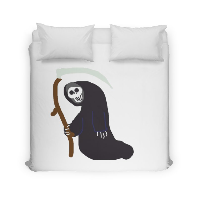 Reaper Apparel & Accessories Home Duvet by 2tokens's Artist Shop