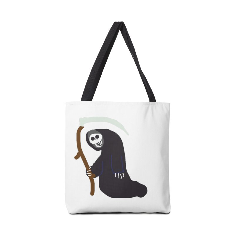 Reaper Apparel & Accessories Accessories Tote Bag Bag by 2tokens's Artist Shop