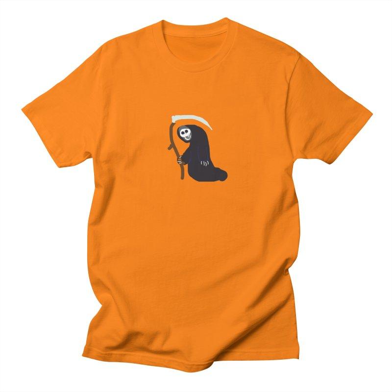 Reaper Apparel & Accessories Women's Regular Unisex T-Shirt by 2tokens's Artist Shop