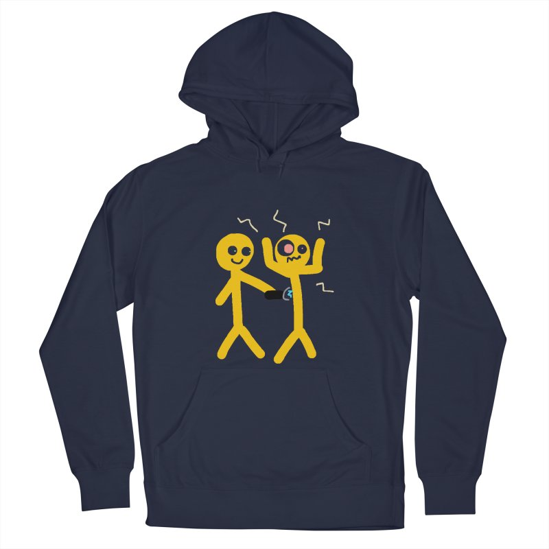 Taser Apparel & Accessories Men's French Terry Pullover Hoody by 2tokens's Artist Shop