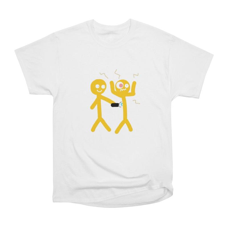 Taser Apparel & Accessories Women's Heavyweight Unisex T-Shirt by 2tokens's Artist Shop