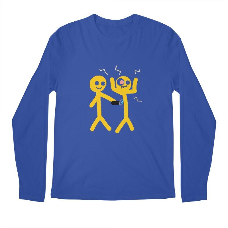 Taser Apparel & Accessories Men's Regular Longsleeve T-Shirt by 2tokens's Artist Shop