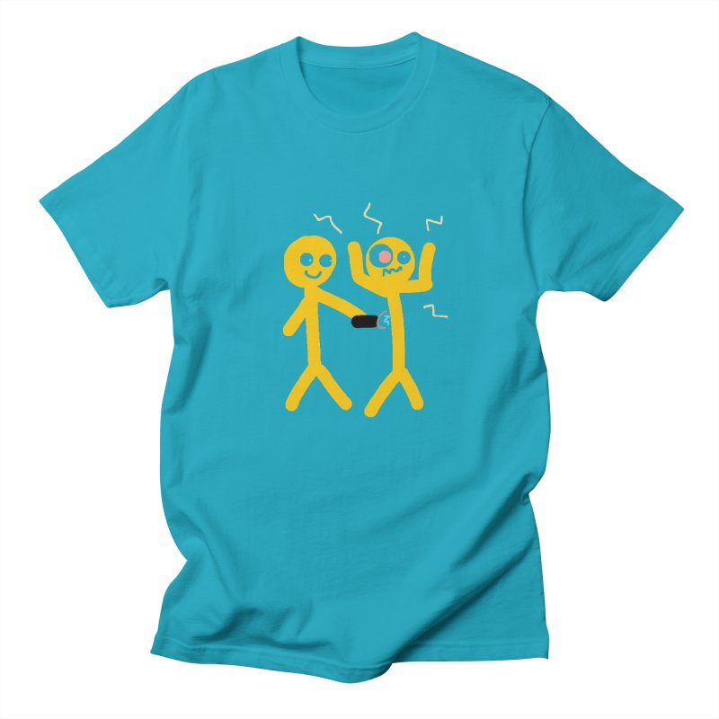 Taser Apparel & Accessories Men's Regular T-Shirt by 2tokens's Artist Shop
