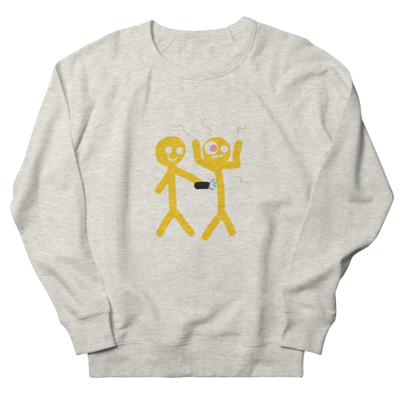Taser Apparel & Accessories Women's French Terry Sweatshirt by 2tokens's Artist Shop