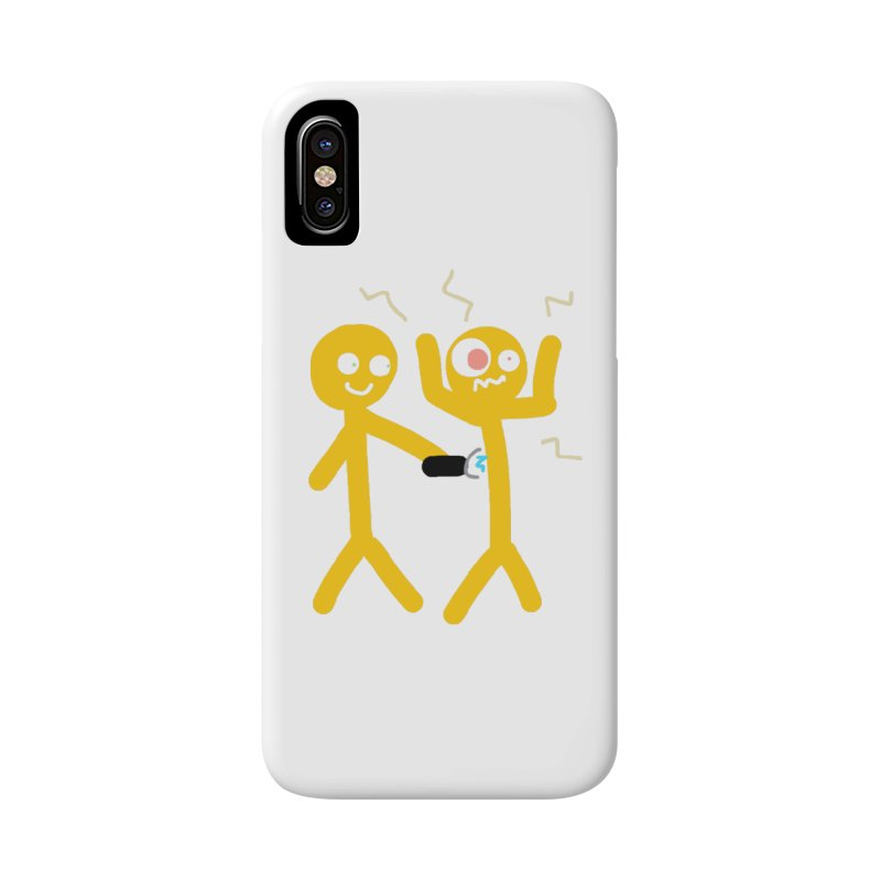 Taser Apparel & Accessories Accessories Phone Case by 2tokens's Artist Shop