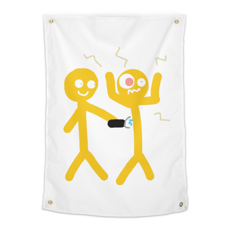 Taser Apparel & Accessories Home Tapestry by 2tokens's Artist Shop