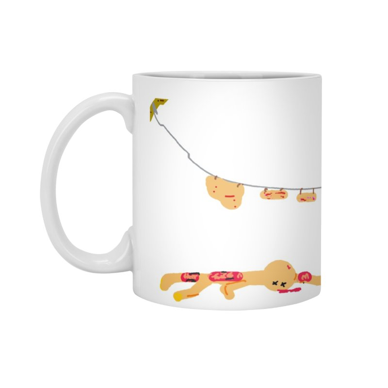 skin mug Accessories Standard Mug by 2tokens's Artist Shop