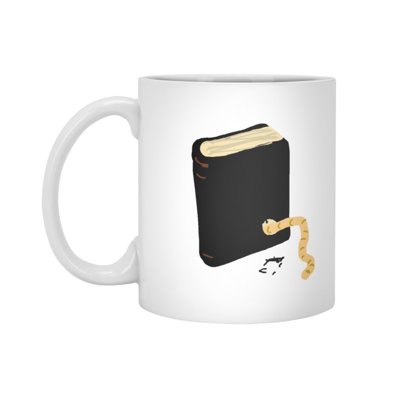 bookworm mug Accessories Standard Mug by 2tokens's Artist Shop