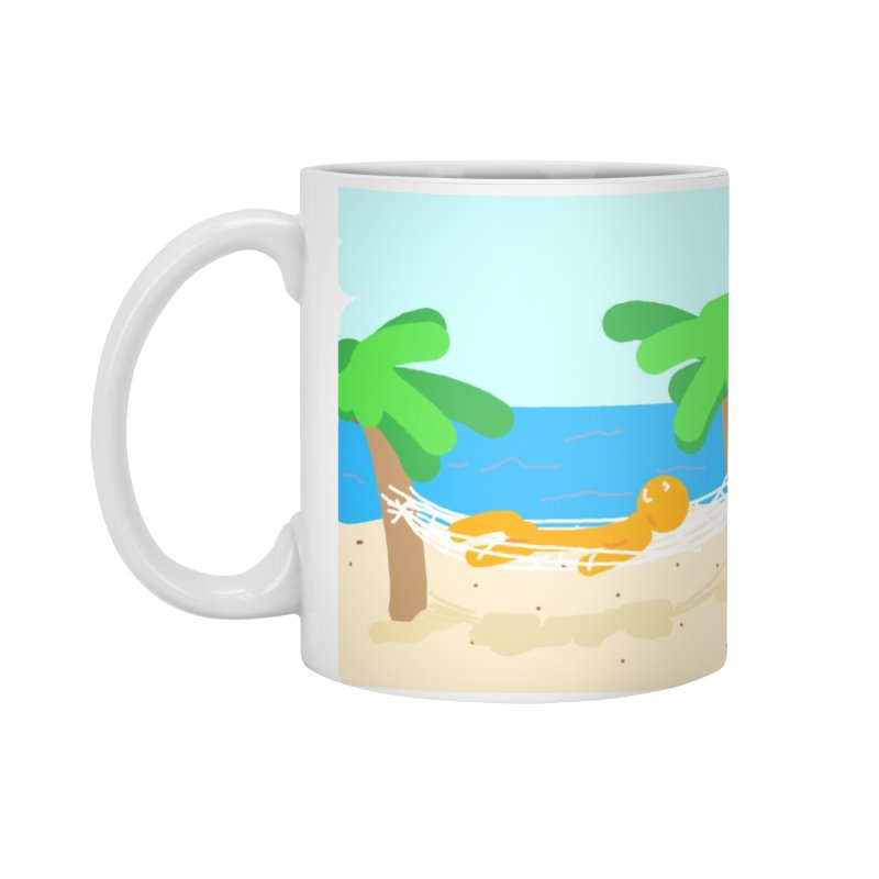 hammock mug Accessories Mug by 2tokens's Artist Shop