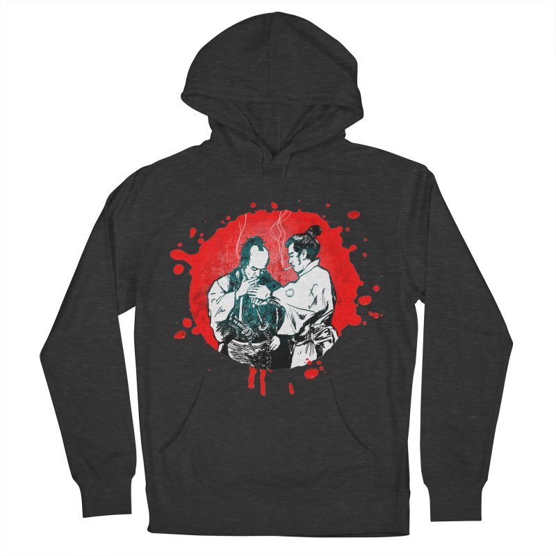TIME OUT Men's French Terry Pullover Hoody by 2wetgirls shirtshop