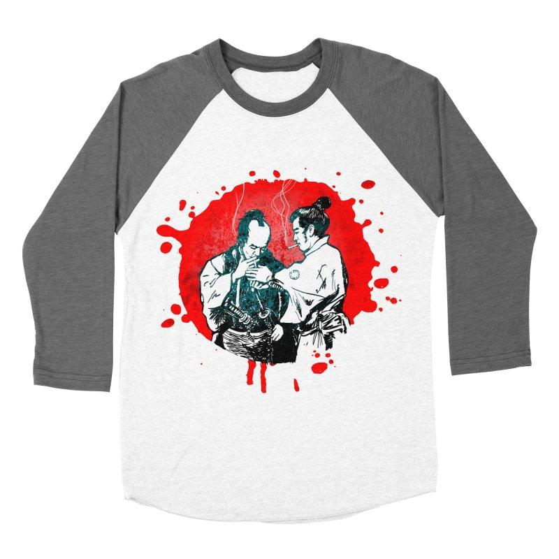 TIME OUT Women's Baseball Triblend T-Shirt by 2wetgirls shirtshop