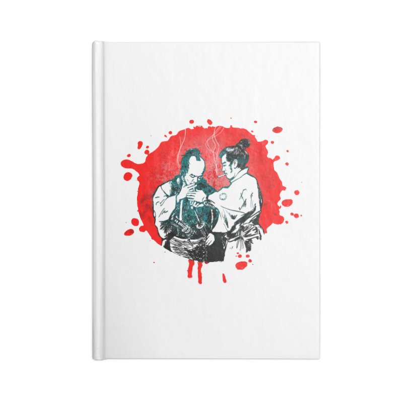TIME OUT Accessories Notebook by 2wetgirls shirtshop