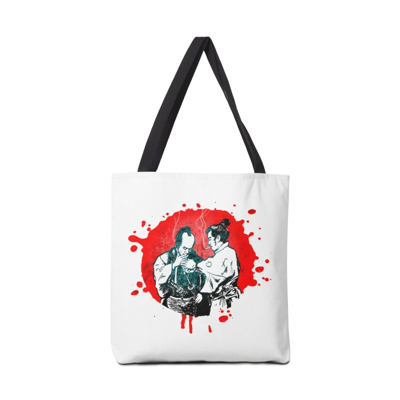 TIME OUT Accessories Bag by 2wetgirls shirtshop