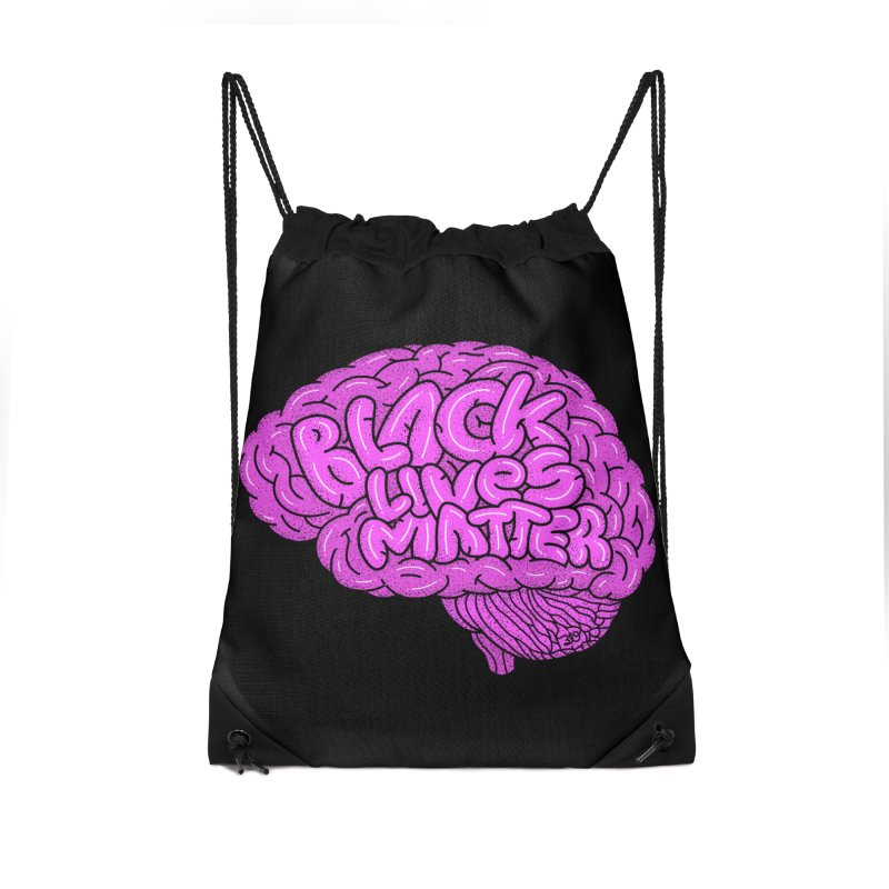 Black Lives Matter - Use Your Noodle Accessories Bag by 319heads