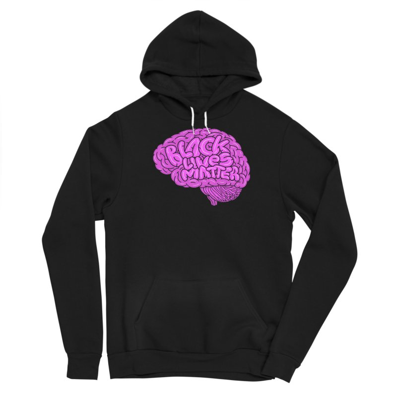Black Lives Matter - Use Your Noodle Men's Pullover Hoody by 319heads